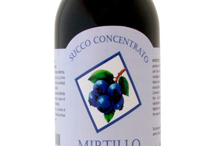 Succo concentrato di Mirtillo