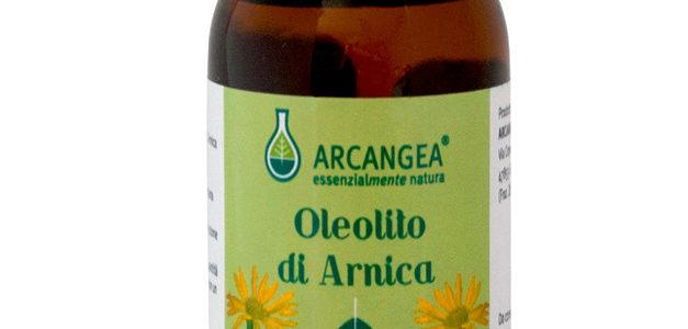 Oleolito di Arnica