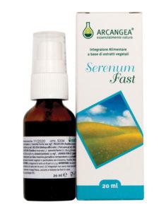 Integratore alimentare Serenum Fast Arcangea