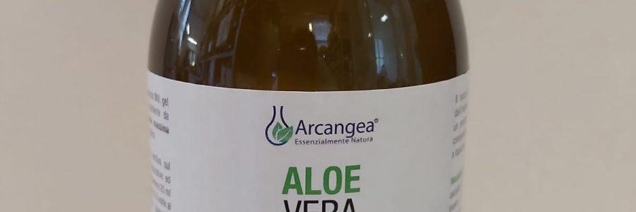 Succo e polpa di Aloe vera Biologica